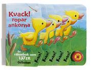 KVACK! ROPAR ANKORNA -70 % (Or
