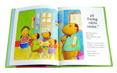 KNÄPPA FRISYR-DAGEN