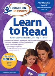 New! Learn to Read - Word Families,      - Level 4