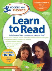 New! Learn to Read- Beginning Phonics, Level 5