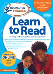New! Learn to Read - Intermediate Phonics, Level 7