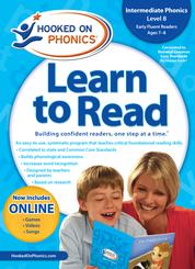 New! Learn to Read-Intermediate Phonics, Level 8
